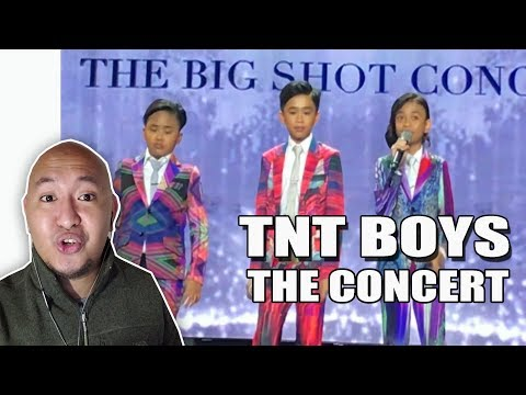 "TNT BOYSconcert "" Somebody to love """