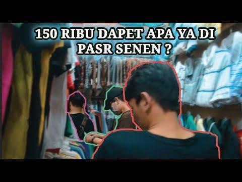 THRIFTING 150 RIBU DAPAT APA YA ??? | HUNTING BAJU BEKAS / THRIFTING INDONESIA