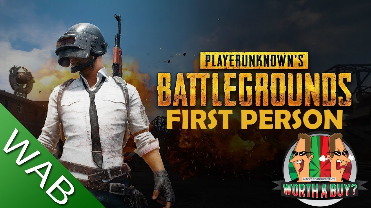 Playerunknown S Battlegrounds Maps Loot Maps Pictures: Playerunknowns Battlegrounds Review