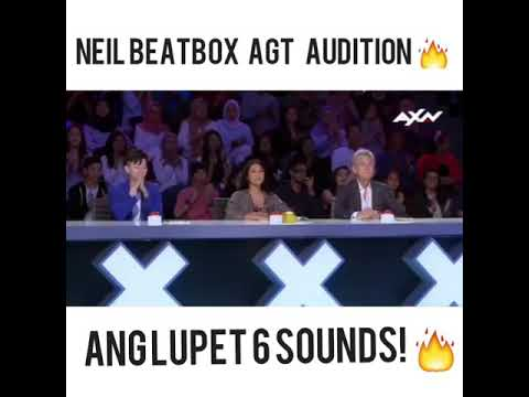 Niel audiotions Asias Got Talent for the second time