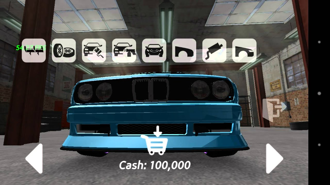 Modify Car Games Android