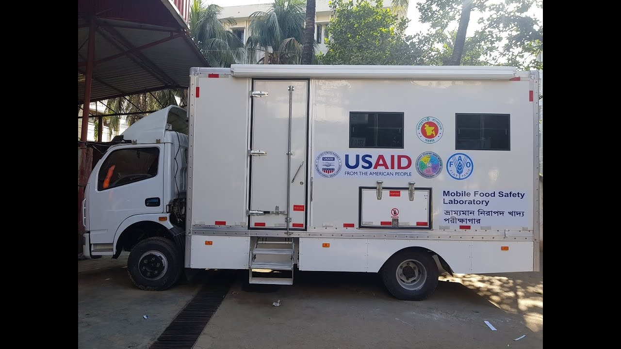 Video Documentary on the First Mobile Food Safety Laboratory in Bangladesh of Food Safety Authority.