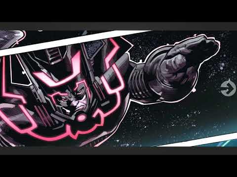 Download Komiks w Fortnite o Thorze i Galactusie