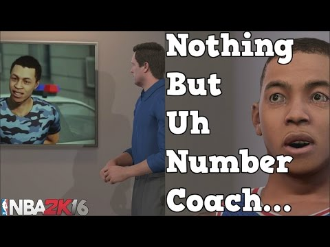 BROTHER GETS ARRESTED FOR HAVING SEX WITH UNDERAGE GIRLS IN NBA 2K16 PS4 My Career WTF!?!