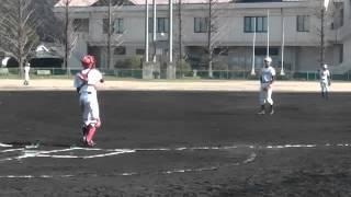 1回表『上郡中vs赤穂中~赤穂近隣大会決勝戦』(2012.3.31)