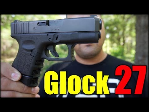 Glock 27  Powerful Concealed Carry Choice