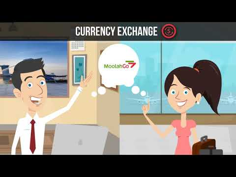 MoolahGo Peer-to-Peer (P2P) Money Exchange/ Transfer Explainer Video