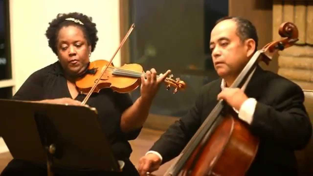 Cello Violin Duet Wedding Ceremony Musician Canon In D Pachelbel