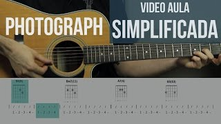 Photograph (Ed Sheeran) - Easy Way To Play On The Guitar
