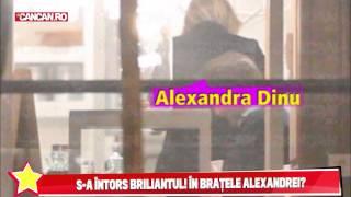Imagini in premiera cu Adrian Mutu alaturi de Alexandra de cand au divortat!