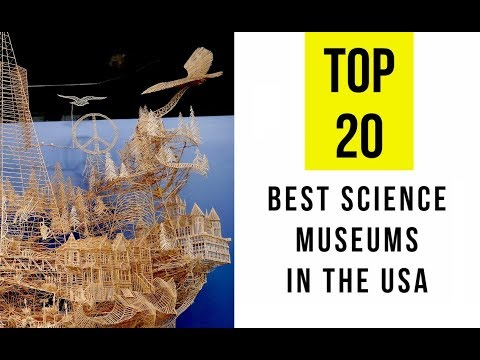 Best Science Museums in the USA. TOP 15