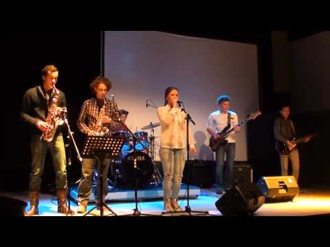 Florina van Essen - met band - I only want to give it to you