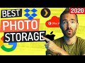 - What is the BEST cloud photo storage 2021 - Google Photos vs Apple Photos vs OneDrive vs Amazon