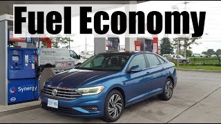 2019 Volkswagen Jetta - Fuel Economy MPG Review - Fill Up Costs