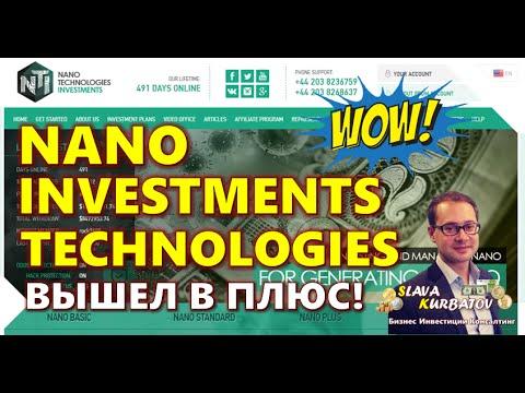 NANO-11 (NANO TECHNOLOGIES INVESTMENTS). ВЫШЕЛ В ПЛЮС!