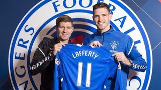 Kyle Lafferty Signs for Rangers