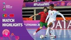 FIFA Futsal <b>World Cup</b> 2021 | Match Highlights