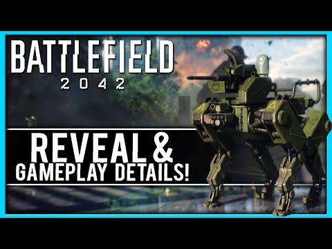 Battlefield 2042 Gameplay Details & Reveal Trailer! (Will I Cover Battlefield?)
