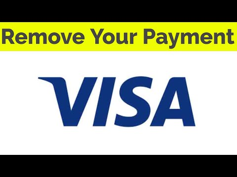 How To Remove Credit Card From Google Play Store & Delete Debit Card Details On Google Payments