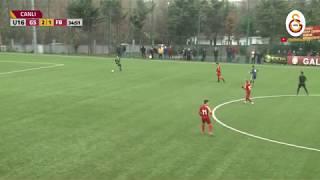 Galatasaray-Fenerbahçe | U16 Elit Gelişim Ligi Karşılaşması