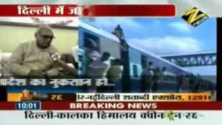 Bulletin # 1 - Jats threaten to block Delhi-Ambala rail route March 22 '11