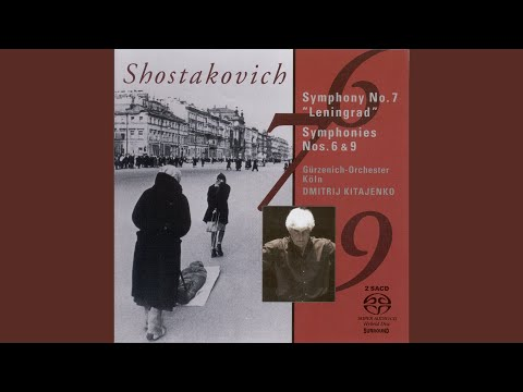 Symphony no. 6 in b minor, op. 54: ii. allegro mp3