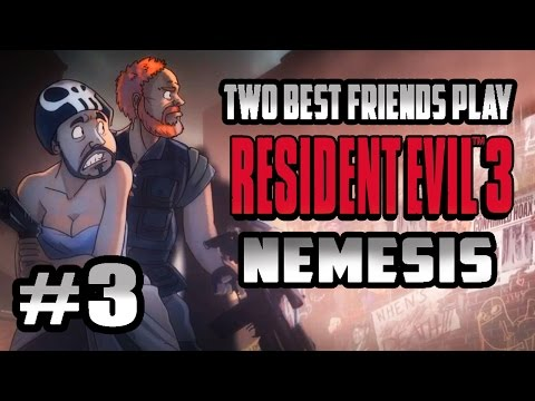 Two Best Friends Play Resident Evil 3: Nemesis (Part 3)