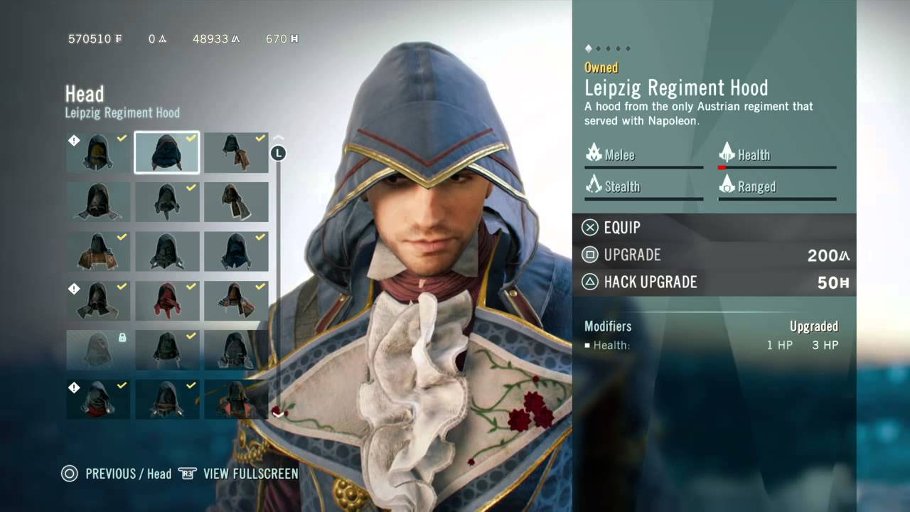 Assassins Creed Unity Underground Armory Pack Review Youtube