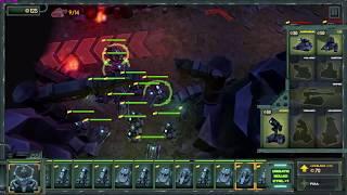 Tanks vs Aliens Gameplay walkthrough part2 (Strategy Game PC)