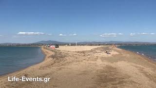Παραλία Θεσσαλονικης Επανομή Ναυάγιο