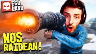 RUST - NOS INTENTAN RAIDEAR!! - #12 EGOLAND - Nexxuz