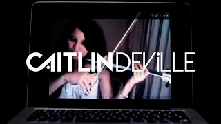 Here Without You (Electric Violin Cover) Caitlin De Ville - 3 Doors Down