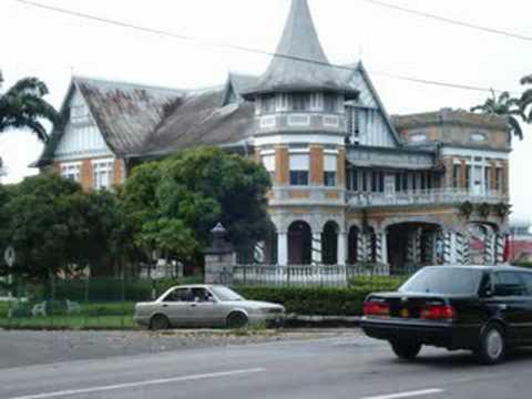 Caribbean Islands: Trinidad & Tobago Part I: Port of  Spain