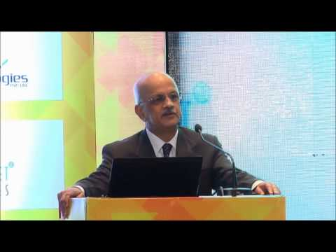 Welcome Speech by Mr. R Chandrashekhar. President, NASSCOM at  NPC, KOLKATA 2015