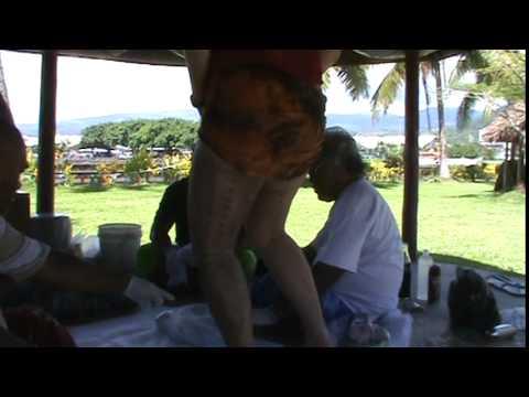 Malofie: Acquiring a Samoan Tatau/Malu
