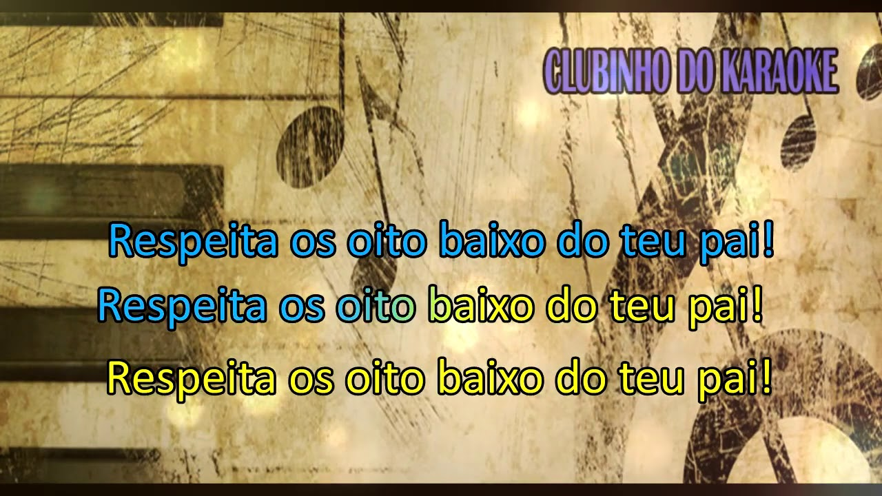 Karaoke Respeita Januário Luiz Gonzaga BY Official Music Video