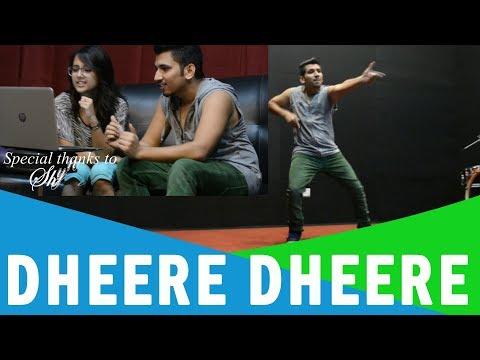 Dheere Dheere Se Meri Zindagi | Yo Yo Honey Singh | Dance Choreography | Imon Kalyan