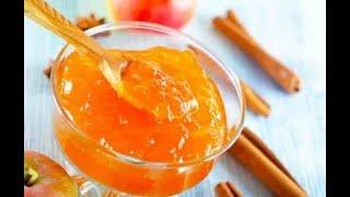 Персиковый джем с лимоном.Peach jam with lemon