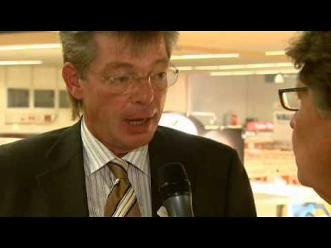 Inter-tabac 2011 - Interview mit Frank Wulf (Scandinavian Tobacco Group)