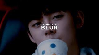 blur . choi yeonjun