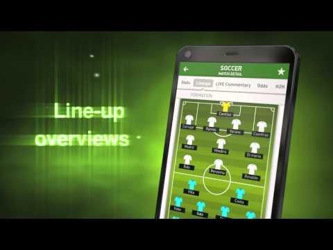 FlashScore Livescore App