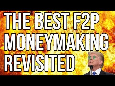 The Best F2P moneymaking bots REVISITED - YouTube