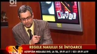 GHEORGHE ZAMFIR LA B1 TV NASUL FULL INTERVIU