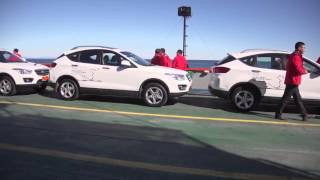 Road Test Patagonia Besturn X80 FAW