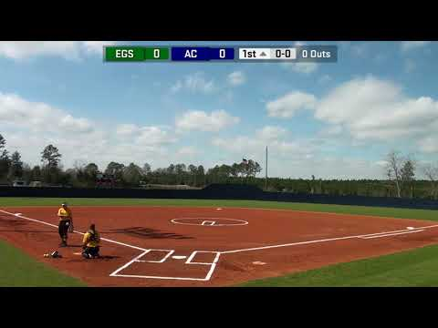 LIVESTREAM: SOFTBALL - ANDREW COLLEGE VS. EAST GEORGIA STATE