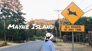 Mayne Island…