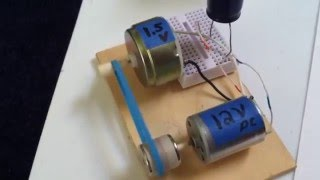 Repeat youtube video Motor Generator   ---illusion