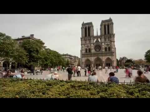 Paris at the speed of light: a hyperlapse tour with Marriott International