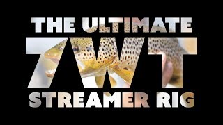 The Ultimate 7wt Fly Fishing Streamer Rig