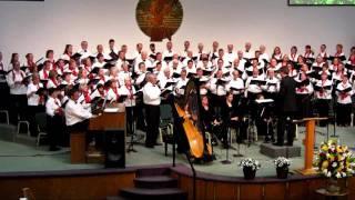 Oregon Sacred Festival Chorale (The Palms) 04-15-11